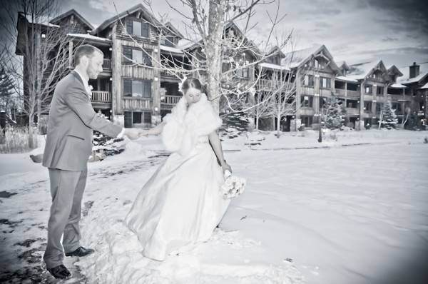 Winter Wedding Bookings